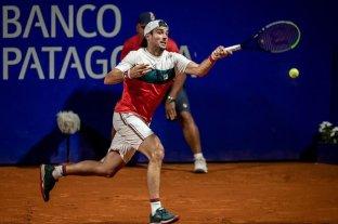 Pella sufrió pero derrotó al rosarino Bagnis en el Argentina Open