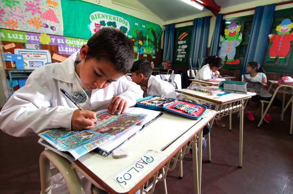 ¿Empezarán en tiempo y forma las clases en las provincia?  Crédito: Archivo - El Litoral