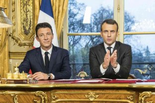 Por un escándalo sexual renuncia el candidato de Macron a la alcaldía de París