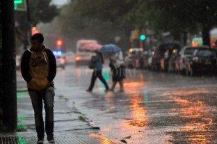 Alerta por tormentas fuertes para el centro y norte de la provincia