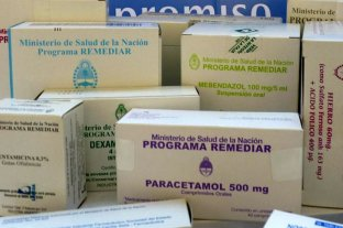 Medicamentos gratis: Será relanzado el plan Remediar -