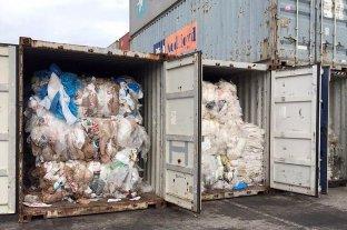 El Gobierno derogó el decreto de Macri que permitía importar basura de otros países