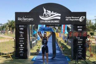 Grandes atletas animarán la Copa Oscar Galíndez de Triatlón en Almafuerte