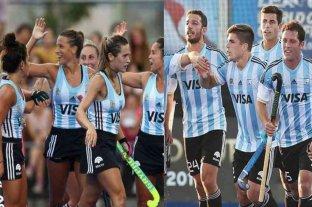 Los Leones y Las Leonas se enfrentarán ante Holanda por la FIH Pro League