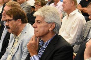 Baucero le pidió a Perotti por la concreción de obras en la costa