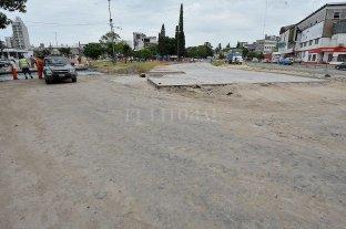 Habilitaron la circulación en avenida Perón y bulevar Pellegrini