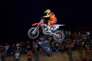 Se quedó afuera del campeonato regional de motocross porque le robaron la moto