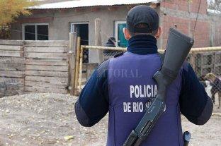 Investigan a un policía que baleó a su compañero en Bariloche