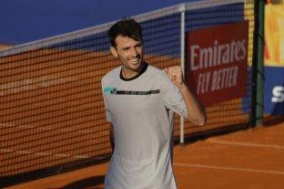 Argentina Open: Lóndero se quedó con el duelo de argentinos ante Pella y está en semifinales