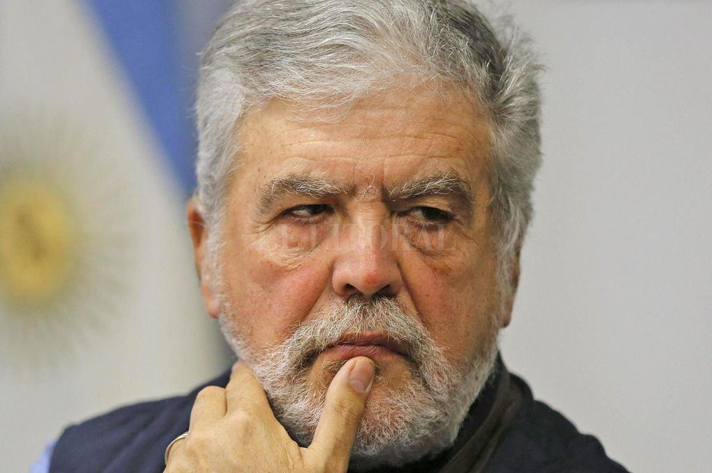 Julio De Vido, ex ministro de Planificación de los Kirchner.  Crédito: Archivo El Litoral