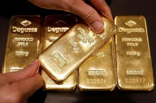 Histórico: el oro alcanzó los 2.000 dólares por onza
