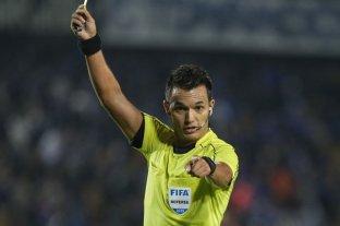 Atlético Mineiro - Unión: el colombiano Nicolás Gallo será el árbitro de la vuelta