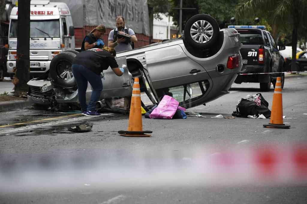 Las consecuencias de manejar luego de consumir alcohol son los accidentes de tránsito. Crédito: Archivo El Litoral