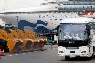 Confirmaron 70 nuevos casos de coronavirus en el crucero en cuarentena