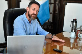 La provincia le pidió a la Uocra que formalice las denuncias realizadas públicamente por despidos -  -