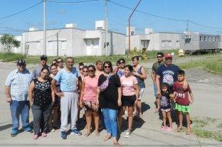 San Javier: reclaman continuidad de las viviendas en el loteo Mi tierra Mi casa