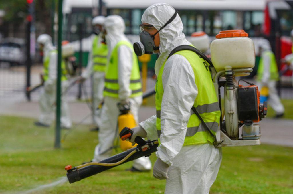 Los ministros de Salud del Mercosur analizarán las epidemias de dengue, sarampión y coronavirus -  -