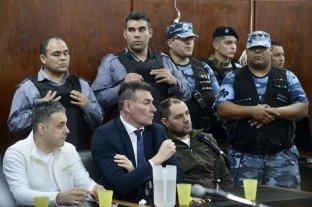 Juzgan a los hermanos Lanatta y a Schillaci por balear a dos policías tras fugar del penal de Alvear -  -
