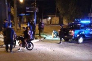 Triple crimen en Rosario: Mataron a una pareja y a su beba -  -