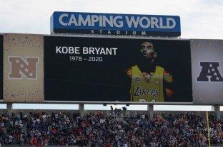 El recuerdo de Kobe Bryant se apropió del Juego de las Estrellas de la NBA