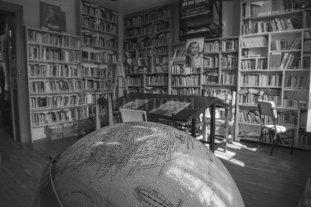 Amor en la biblioteca