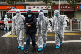 Las brutales detenciones del régimen chino a personas que no usan barbijo