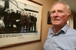 Murió Harry Gregg: ex arquero del Manchester y héroe de la tragedia de Múnich