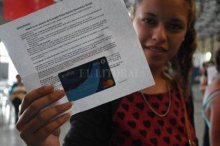 Cronograma de entrega de la tarjeta AlimentAR en el interior de la provincia de Santa Fe -  -