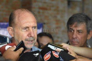 """Para Perotti, """"la seguridad no depende sólo de un ministro"""" - El mandatario sostuvo que hay """"falta de preparación y formación"""" en la Policía, pero sobre todo """"falta de coordinación"""". -"""