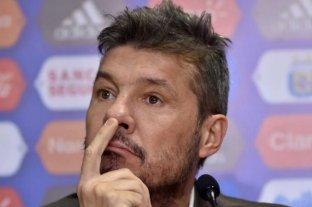 Tinelli pide calma tras la pelea del DT Monarriz y los hermanos Romero