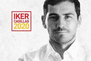Iker Casillas presenta oficialmente su candidatura a la presidencia de la RFEF