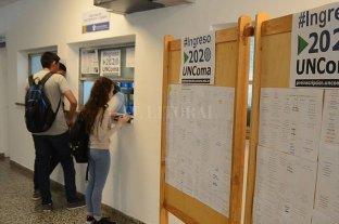 Universidad del Comahue: se inscribieron más ingresantes a Enfermería que a Medicina