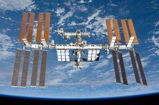Este lunes podrá verse la Estación Espacial Internacional
