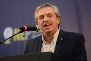 """Alberto Fernandez confirmó la devolución del IVA """"para jubilados, pensionados y beneficiarios de AUH"""" -  -"""