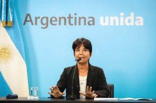 Habrá reintegros del 15% del IVA en compras a jubilados y beneficiarios de la AUH - Mercedes Marcó del Pont. -