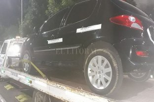 Reconquista: un funcionario municipal intentó evadir un control de tránsito en Avellaneda