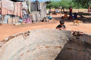 El Gobierno Nacional hará siete pozos de agua donde fallecieron los niños wichís