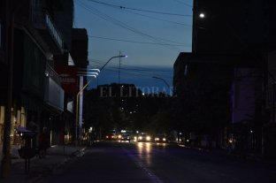 Se renovó el alerta por tormentas intensas para Santa Fe -  -