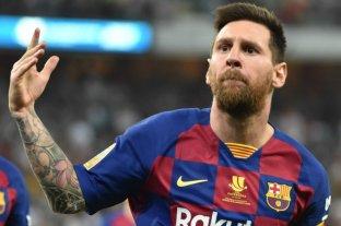 Messi se convirtió en el primer futbolista en ganar el premio Laureus al mejor deportista