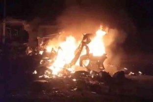 Al menos siete muertos por la explosión de un colectivo en Colombia