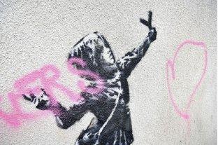 Banksy: su nuevo mural sólo duró dos días