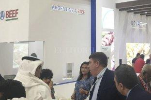 El IPCVA en Emiratos Árabes