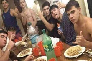 Los imputados por el crimen de Báez Sosa pasan la cuarentena sin la posibilidad de recibir visitas