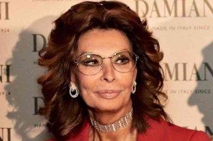 Sophia Loren regresa al cine con una película que se podrá ver en Netflix