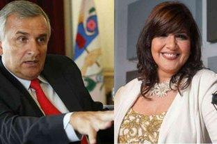"""Gerardo Morales le respondió a Elizabeth Vernaci: """"Le exijo que se disculpe con el Pueblo Jujeño"""""""