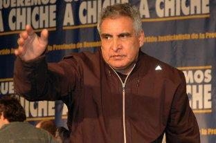 "Otorgaron arresto domiciliario al sindicalista ""Pata"" Medina"