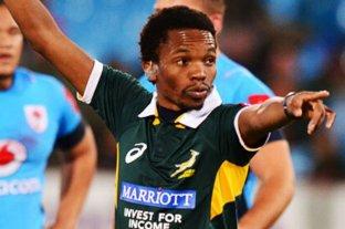 El sudafricano Rasivhenge será el árbitro de Stormers-Jaguares en Ciudad del Cabo
