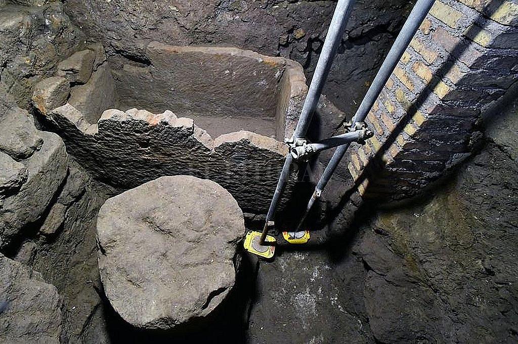Crédito: Parque Arqueológico del Coliseo
