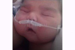 Nació un superbebé en San Juan