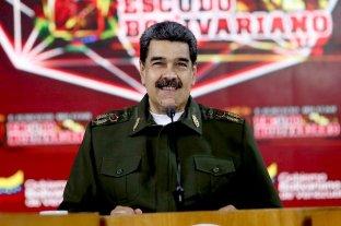 Maduro anuncia ejercicios militares permanentes
